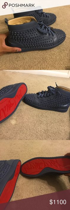Christian Louboutin Red Bottoms Going for a good price Christian Louboutin Shoes Sneakers