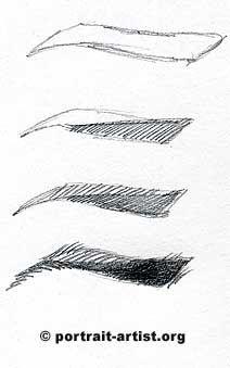 Eyebrow step-by-step