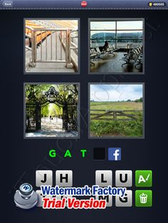4 Pics 1 Word Answers: Level 2640