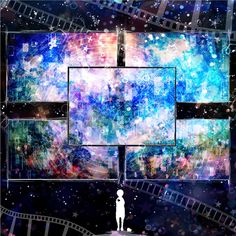 Pinterest Anime Galaxy, Anime Scenery, Kawaii, Awesome Anime, Cool Artwork, Amazing Art, Fantasy Art, Photo Art, Anime Art