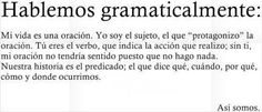 gramaticalmente
