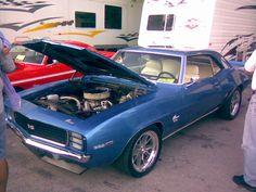 1969 Chevy Camero SS RS