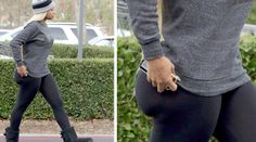 Deflated Dreams: A Gallery Of Celebrity Booty Implants Looking Absolutely Horrible Blac Chyna Before, Celebrity Plastic Surgery, Face And Body, Fun Facts, Booty, Celebrities, Gallery, People, Pants