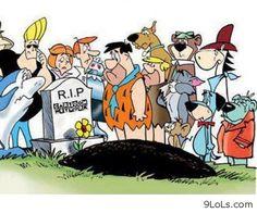 RIP cartoon network