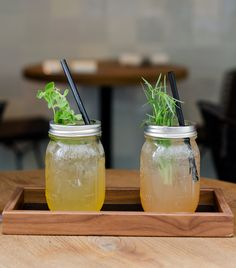Homemade Lemonade with Herbs