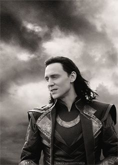Loki~ will he or will he not help his brother Thor?  November couldn't come fast enough to find out!  Thor: The Dark World