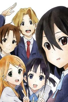 So I finished Kokoro Connect. Da endings OK , but could be better. So I might watch Fullmetal Alchemist next!!!