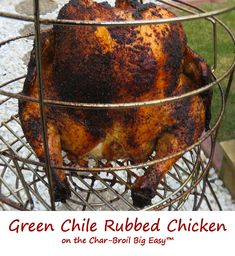 161 Best Char Broil Big Easy Images Char Broil Big Easy Food Recipes Oil Less Fryer