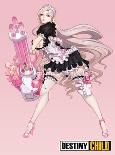 ArtStation - DCIC Candy Crusher, Ren Wei Pan