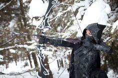 Nightingale Cosplay #games #Skyrim #elderscrolls #BE3 #gaming #videogames #Concours #NGC