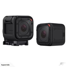 GOPRO HERO 4 SESSION ADVENTURE CAMERA | Trade Me