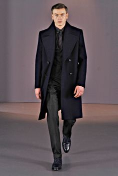 Gieves & Hawkes | Fall 2014 Menswear Collection | Sid Ellisdon | Business Style