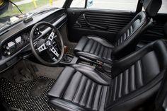 BMW 2002 Interior. Dream.