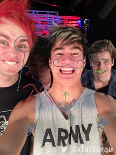 5 Seconds of SELFIE! @5SOS ARE ON #XFACTORAU TONIGHT at 7:30 on Seven!