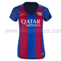FC Barcelona Heim trikot 2017 Damen €18.9