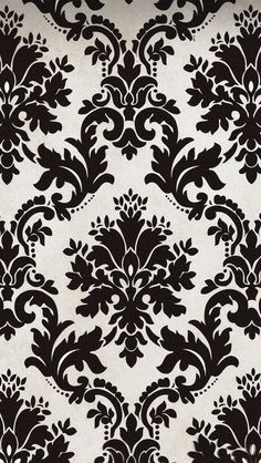 Gothic pattern;  iPhone Wallpaper.
