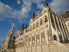 Parlamento en Budapest (HUNGRIA)