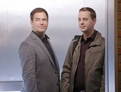 "Brotherly Bond (Tony and Tim) in ""Monsters and Men"" Season 11 Episode 14 (photo by Cliff Lipson/CBS)"