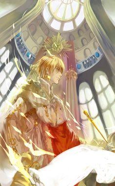 Fate Zero, Gilgamesh