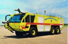 ◆Albany, NY International Airport 2014 Rosenbauer CFR Fire Apparatus◆