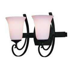 View the Hubbardton Forge 204532 2 Light Up or Down Mount Direct Wire Wall Sconce from the Scroll Collection at LightingDirect.com.