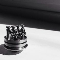 """""""INFINITY"""" Build by none other than @mrpinoykid. 2 piece 24g 4/5 wrap. 0.4 Ohms."""