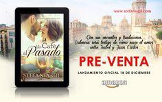 Valencia será el escenario perfecto de esta historia. PREVENTA YA Ir a amazon: http://rxe.me/XH8WSO #Kindle