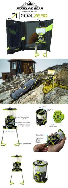 Lanterns 168867: Goal Zero Lighthouse Mini Lantern And Nomad 7 V2 Solar Panel Combo -> BUY IT NOW ONLY: $129.98 on eBay!