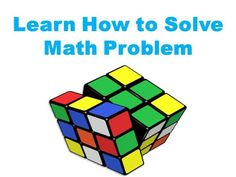 learn how to solve math problem math help online  check out my presentation on learn how to solve math problem