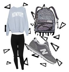 """""""Adventure days"""" by taylor111220 on Polyvore featuring Nika, Victoria's Secret, New Balance and M&Co"""