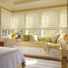 Windowseats | Can I Get A PIN From The Back Row | Pinterest | Window,  Bedrooms And House