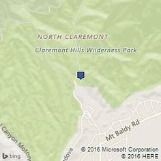 26 Top Palmer Canyon Claremont CA images | Blue prints, Cards, Map Claremont Ca Map on