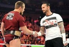 G9Z Wrestling: Big Praise for CM Punk and Daniel Bryan