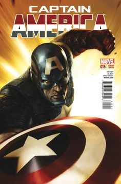 Captain America Vol. 7 # 15 (Variant) by Jim Cheung
