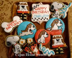Beagle Birthday    By  Cajun Home Sweets     http://www.facebook.com/cajunhomesweet