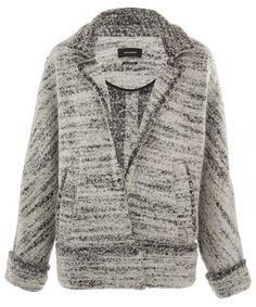 Wool Isabel Marant jacket.