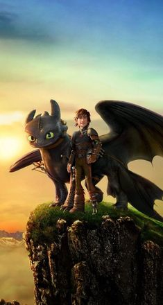 In search of some amazing posters from all the three movies of How To Train Your Dragon?Check out our cool collection of How To Train Your Dragon poster. Httyd Dragons, Cute Dragons, How To Train Dragon, How To Train Your, Dreamworks Animation, Disney And Dreamworks, Dragon Wallpaper Iphone, Free Poster Printables, Dragon Movies
