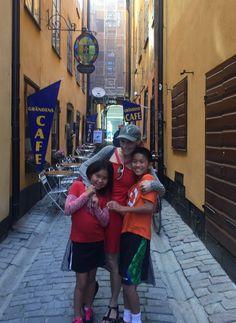 Kids Yoga Speak in Stockholm