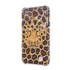 Leopard Face Crystal Phone Case  #Leopard, #phone case  http://www.playbling.com/en/crystal-phone-case/leopard-face-crystal-phone-case.html