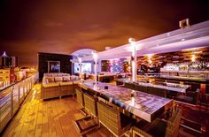 Touché Restaurant & Rooftop Lounge Miami-- amazing for your next event