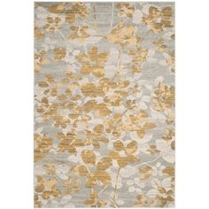 Shop for Safavieh Evoke Grey/ Gold Rug (6'7 x 9'). Get free shipping at Overstock.com - Your Online Home Decor Outlet Store! Get 5% in rewards with Club O!