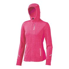 Kick cold to the curb when youre cozying up in the Womens Brooks Utopia Thermal Hoodie II. This will for sure keep you warm in these upcoming cold months!