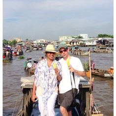 The Mekong Delta, Vietnam - news from Saigon Traveling Alone Quotes, Travel Alone, World Photography, Travel Photography, Mekong Delta Vietnam, Vietnam Holidays, Instagram Pose, Couple Pictures, Travel Pictures
