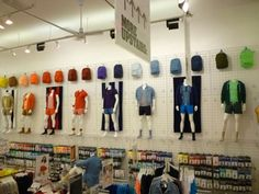 American Apparel Unisex Section