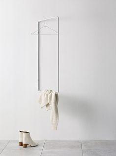Turn Around Clothes Hanger by Anna and Joel Pirkola