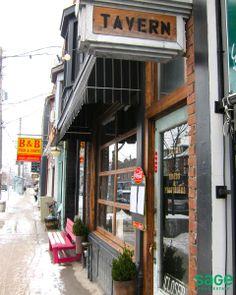 Leslieville - Sage Real Estate Ltd. Maple Tree, Famous Landmarks, Toronto, The Neighbourhood, Real Estate, Explore, Street, Queen, The Neighborhood