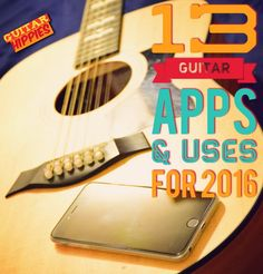 Click here for a 2016 list of the BEST Guitar Apps that are USEFUL to the everyday guitarist! you won't find any boring apps here.