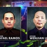 Slain NYPD Officer's Family Makes Plea for Reflection