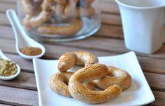 Pão e Beldroegas: Ferraduras de Erva Doce
