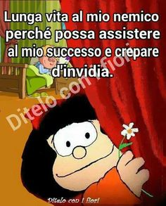 Mafalda brava come sempre